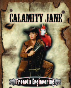 Calamity Jane lightnin crop