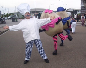 Chef & 2 Eggs - Cardiff
