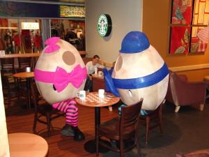 Eggs Cafe